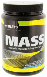 Horleys Awesome Mass - Vanilla Deluxe (750g)