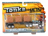 Tonka: Die-Cast Big Rig (Crate Truck)