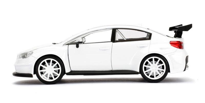 Jada: 1/24 FF8 Mr. Little Nobody's Subaru WRX STI Diecast Model image