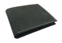 Logan Leather Wallet - Black