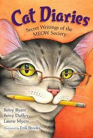Cat Diaries by Betsy Cromer Byars image