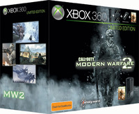 Xbox 360 Modern Warfare 2 Super Bundle (with 250GB Hard drive) for Xbox 360