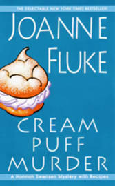 Cream Puff Murder: A Hannah Swensen Mystery with Recipes by Joanne Fluke image