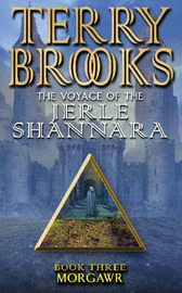 Morgawr (The Voyage of the Jerle Shannara #3) by Terry Brooks image