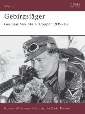 Gebirgsjager by Gordon Williamson image