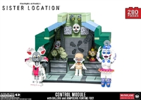 Five Nights at Freddy's: Sister Location - Control Module Large Construction Set