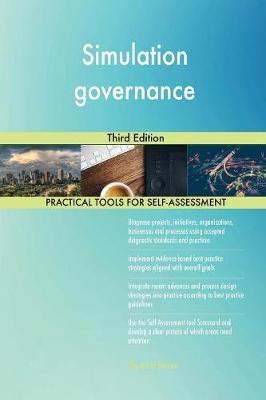 Simulation Governance Third Edition by Gerardus Blokdyk image