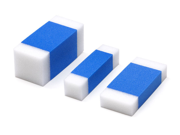TAMIYA Compound Polishing Sponges