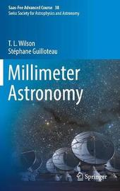 Millimeter Astronomy by T.L. Wilson image