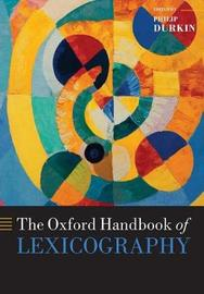 The Oxford Handbook of Lexicography image