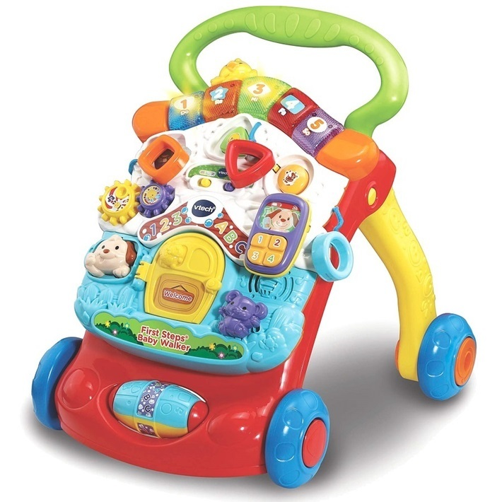 VTech: First Steps Baby Walker - Red image