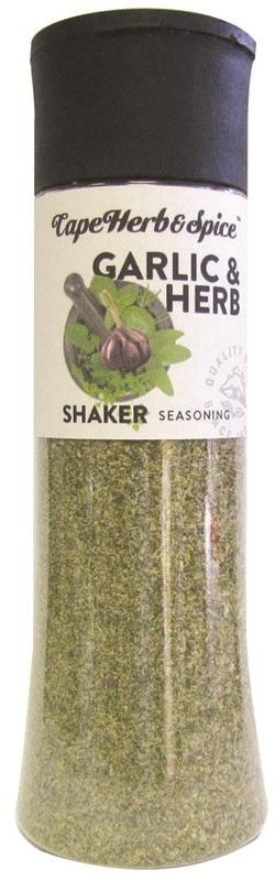 Cape Herb: Garlic & Herb Shaker (275g)
