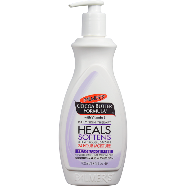 Palmers: Fragrance Free Lotion (400ml)