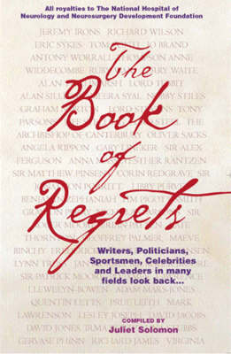 The Book of Regrets image