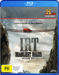 Ice Road Truckers: Deadliest Roads on Blu-ray