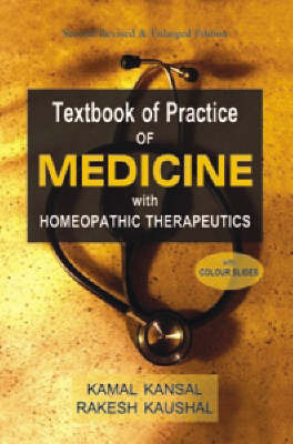 Practice of Medicine by Kamal Kansal image