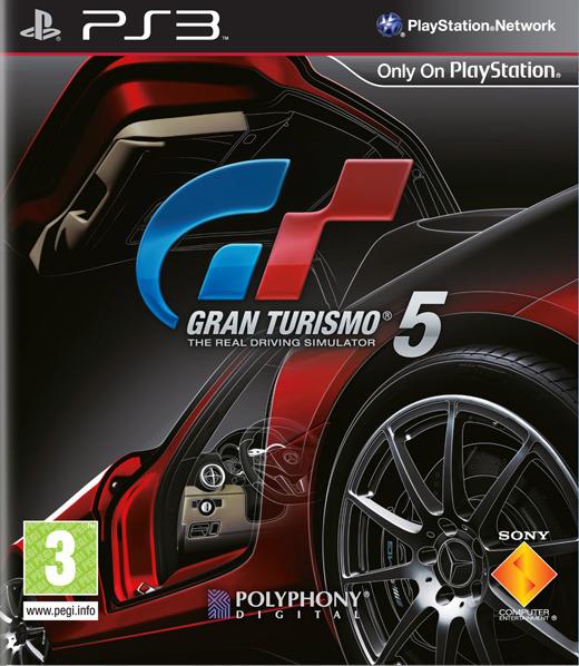 Gran Turismo 5 for PS3