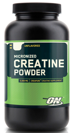 Optimum Nutrition Creatine Micronised Powder (600g)