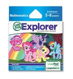 LeapFrog Explorer Game Cartridge - My Little Pony Friendship is Magic