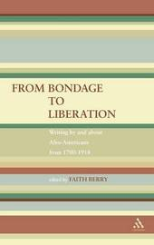 From Bondage to Liberation image