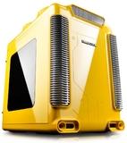 Deepcool Steam Castle Micro ATX Gaming Case (Yellow)
