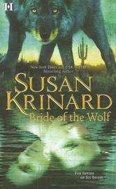 BRIDE OF THE WOLF by Susan Krinard image