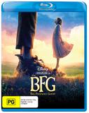 The BFG on Blu-ray