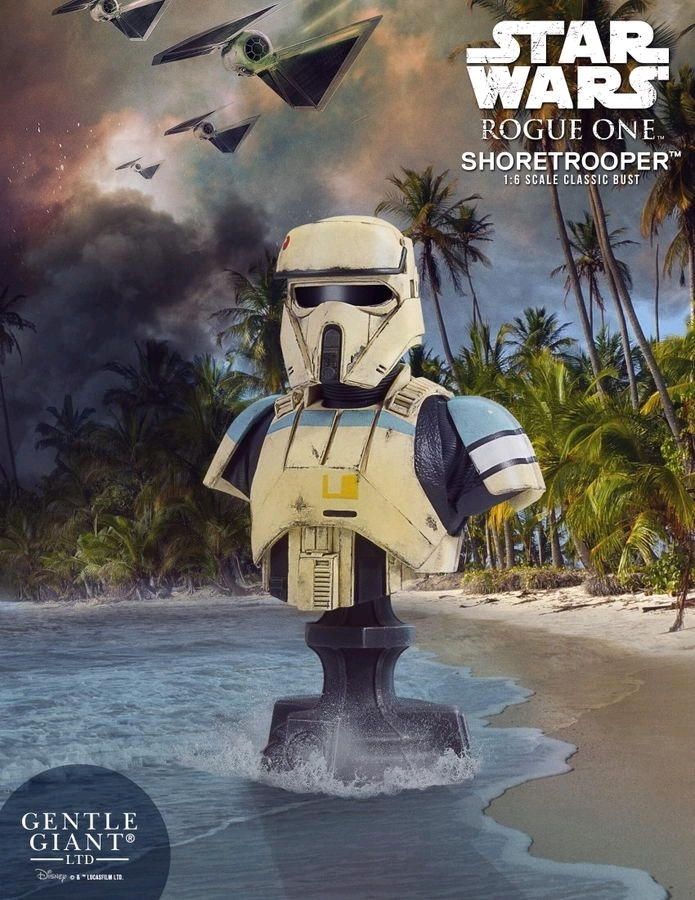 Star Wars: Rogue One - Shoretrooper Mini Bust image