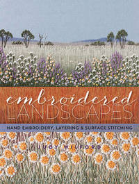 Embroidered Landscapes by Judy Wilford