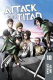 Attack on Titan: Volume 10 by Hajime Isayama