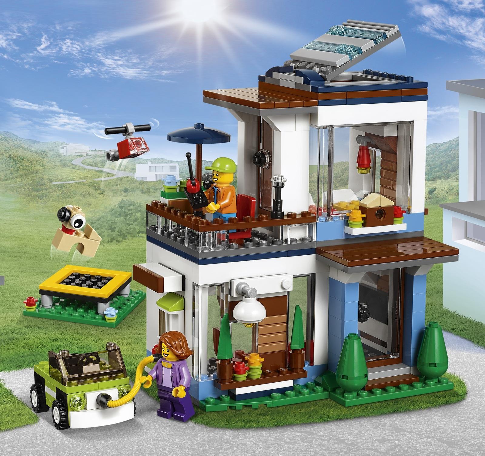 LEGO Creator: Modern Home (31068) image