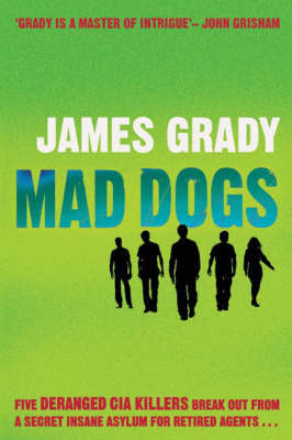 Mad Dogs by James Grady image