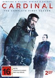 Cardinal - Season 1 on DVD