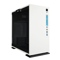 In-Win 301 Mini Tower Case - White