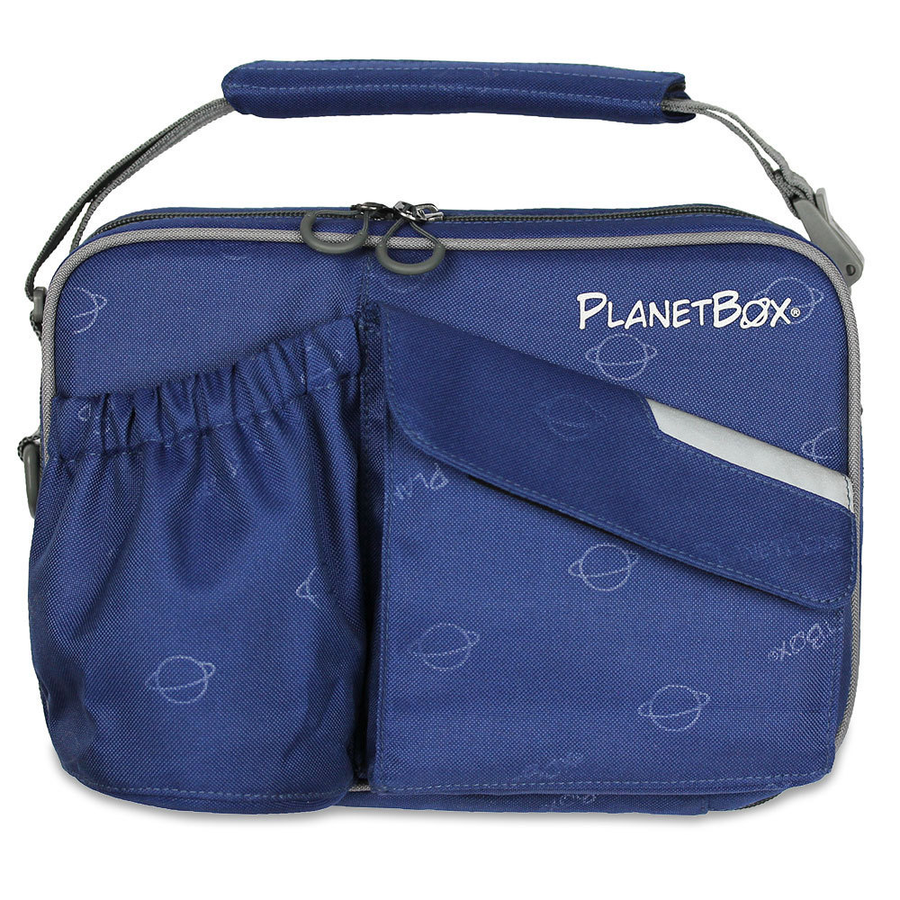 PlanetBox - Rocket/Launch Carry Bag (Starry Blue) image