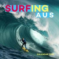 Surfing Australia 2019 Square Wall Calendar
