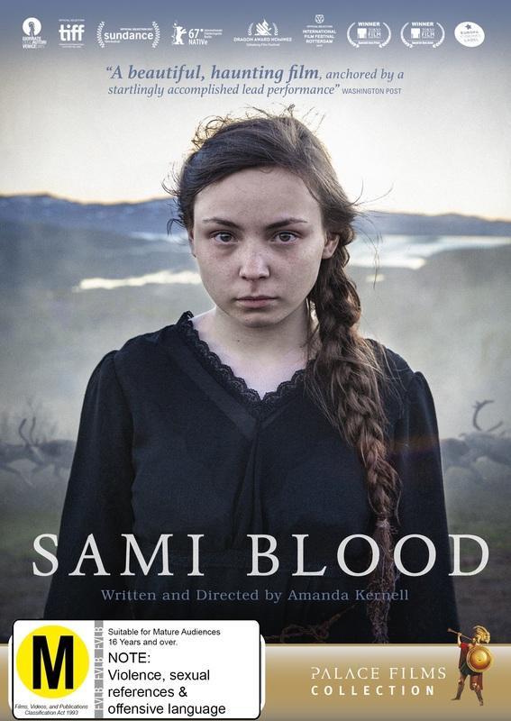 Sami Blood on DVD