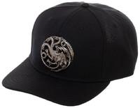 Game of Thrones: House Targaryen - Snapback Cap