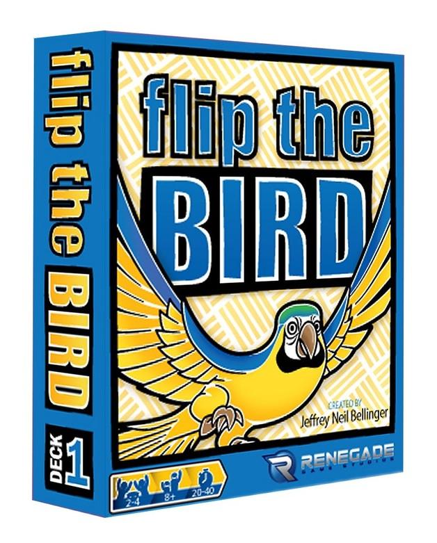 Flip The Bird - Card Game