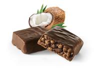 Horleys Carb Less Treats - Coconut Rough (10 x 60g) image