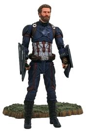 "Marvel Select: Captain America - 7"" Articulated Figure"