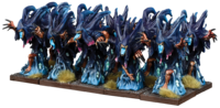 Kings Of War: Nightstalker Phantoms Troop image