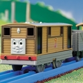 Thomas & Friends: Toby the Tram Engine