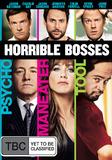 Horrible Bosses on DVD