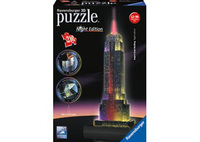 Ravensburger Empire State at Night 3D Puzzle (216pc)
