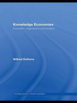 Knowledge Economies by Wilfred Dolfsma image