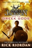 Percy Jackson and the Greek Gods by Rick Riordan