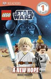 DK Readers L1: Lego Star Wars: A New Hope by Emma Grange