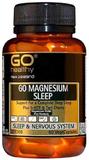 Go Healthy GO Magnesium Sleep (60 Capsules)