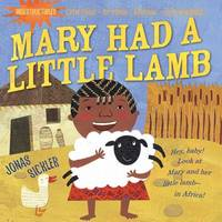 Indestructibles Mary Had a Little Lamb by Amy Pixton